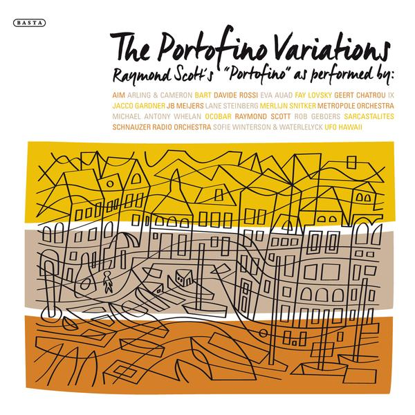 Portofino Variations Cover